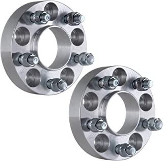 ECCPP replacement part for 5x114.3 to 5x114.3 Wheel Spacers Hubcentric 5 lug 1.25