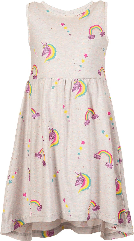 Appaman Kids Girl's Unicorn Rainbows Naxios Dress (Toddler/Little Kids/Big Kids)