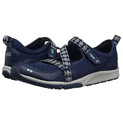Ryka Kailee (Insignia Blue/Yucca Mint/Summer Grey) Women