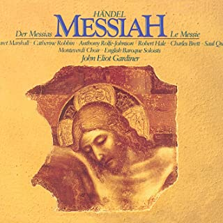 Handel: Messiah / Part 1 - 16. Air: Rejoice greatly, o daughter of Zion