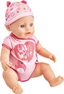 Baby Born 30878 Muñeca interactiva con 9 Funciones y 11