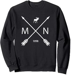 up north minnesota sweatshirts