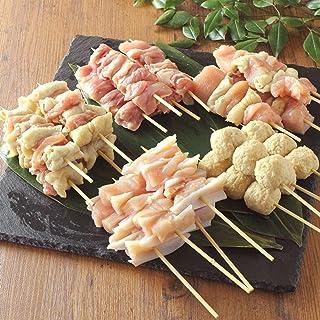 水郷のとりやさん 国産 鶏肉 焼き鳥 串もの お試し 20本セット(4本×5種類) 【生】BBQ にオススメ