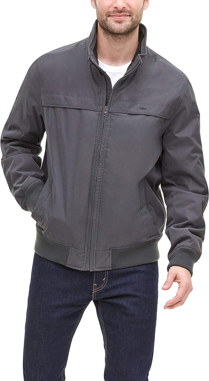Dockers Men's favorite Super popular specialty store Microtwill Jacket Bomber Golf