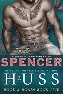 Spencer (Rook and Ronin Book 5)