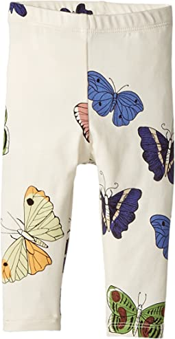 mini rodini - Butterflies Leggings (Infant/Toddler/Little Kids/Big Kids)
