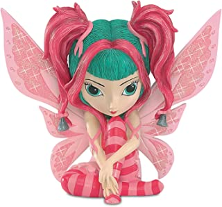 The Hamilton Collection Serenity Figurine Supports Breast Cancer Awareness! A Colorful and Meaningful Jasmine Becket-Griffith Fairy Figurine