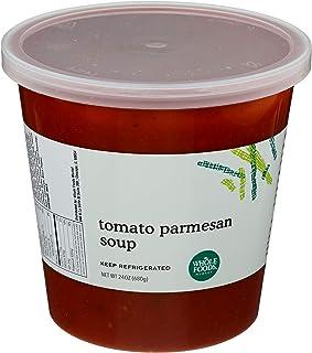 Whole Foods Market, Tomato Parmesan Soup, 24 Ounce