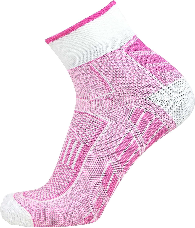 Pure Athlete Running Socks Bargain sale Quarter Thin Lightweight M Length - New sales