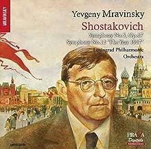 Shostakovich: Symphonies Nos.5 & 12