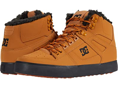 DC Pure High-Top WC WNT (Wheat/Black) Men
