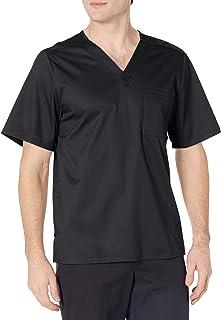 Cherokee Scrubs Men's Luxe V-Neck Top