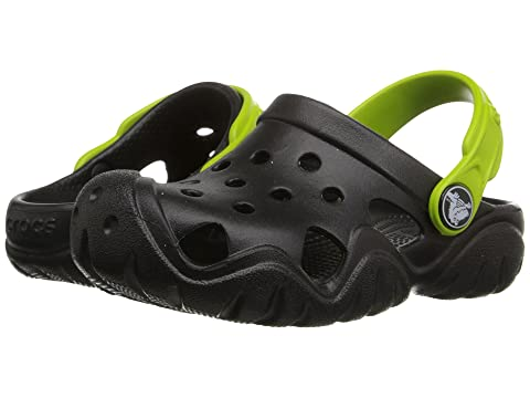 343fc8bef1fa Crocs Kids Swiftwater Clog (Toddler Little Kid) at 6pm