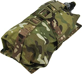tactic.world Air Tanks Pouch Bag M.O.L.L.E Horizontal Waterproof (0,8-1,8L) 35ci 48ci 50ci 68ci 77ci 88ci