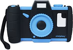 Pixlplay – Turn Your Smartphone into a Fun Kids Camera – Digital Toy Camera for Toddlers & Children