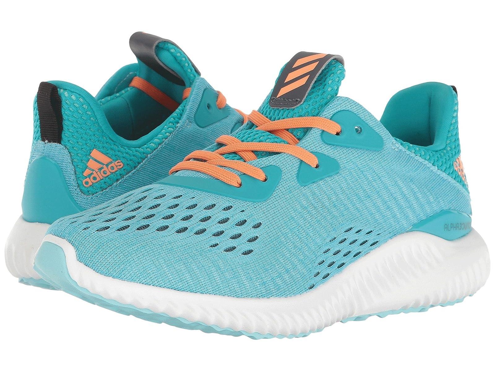 adidas Kids Alphabounce EM (Big Kid)Stylish and characteristic shoes