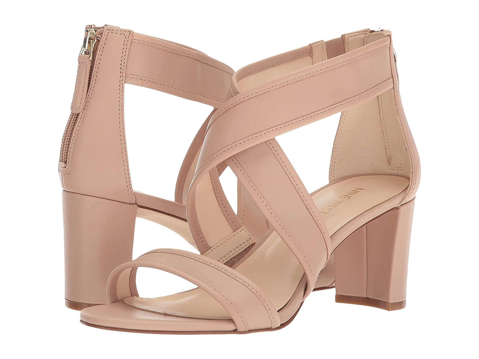 Nine West Pearlita Block Heel SandalCheap and distinctive eye-catching shoes