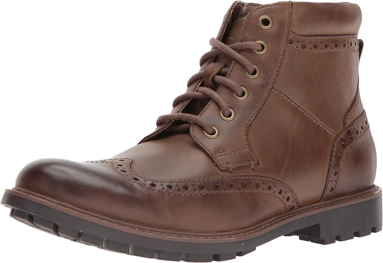 Clarks Men's Currington Rise Chukka Boot