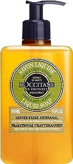 L'Occitane Shea Butter Verbena Liquid Hand Soap, Regular, 16.9 Fl Oz