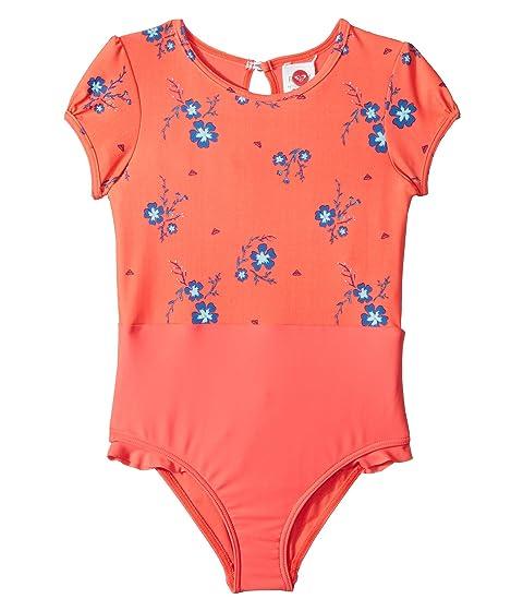 de5604d81dc72 Roxy Kids Chill After Short Sleeve One-Piece Rashguard (Toddler ...
