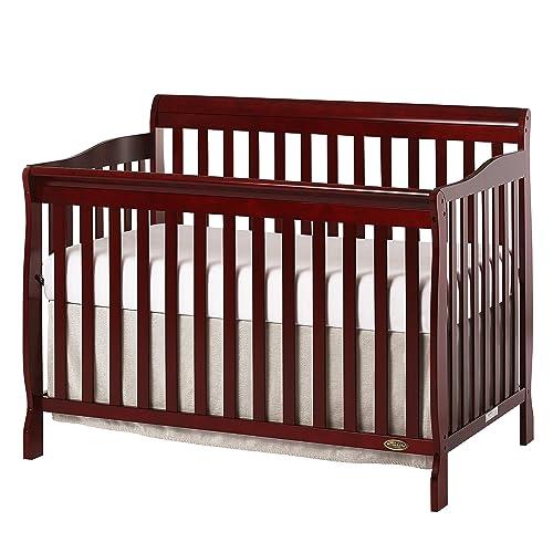 Cherry Wood Cribs Amazoncom