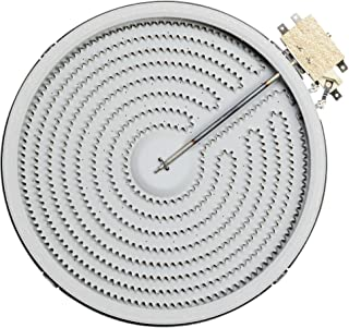 Radiador de un solo circuito EGO Hilight, acabado: 230 mm de diámetro, potencia: 2500 W / 230 V