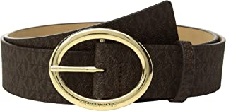 MICHAEL Kors Women's Signature Logo Belt