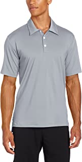 adidas Golf Men's Climalite Solid Stretch Jersey Polo