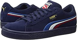 Peacoat/Puma White/Ribbon Red/Strong Blue