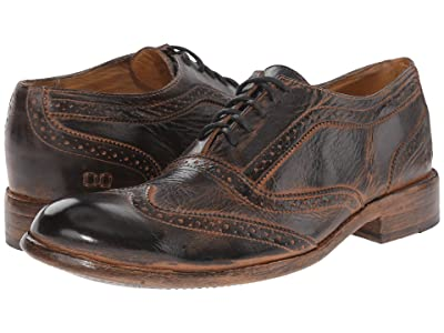 Bed Stu Corsico (Black Rustic/Rust BFS Leather) Men