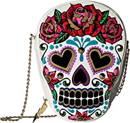 Sugar Skull Case Crossbody