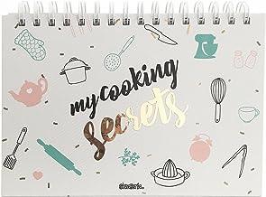 Libreta para Recetas - Modelo My cooking Secrets