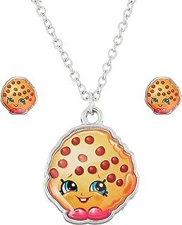 shopkins necklace set