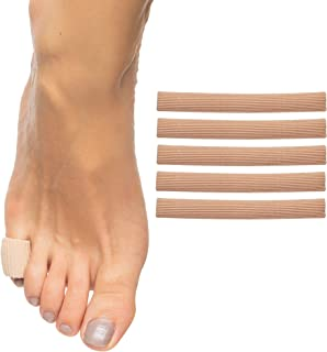 therasteps gel toe tubes
