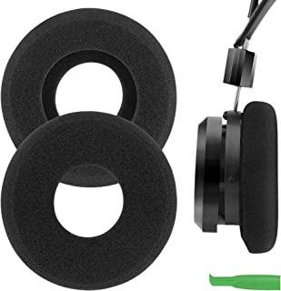 Geekria Comfort Foam Ear Pads for GRADO SR60, SR80, SR125, SR225, M1, M2 Headphones Replacement Earpads/Ear Cushion/Ear Cu...