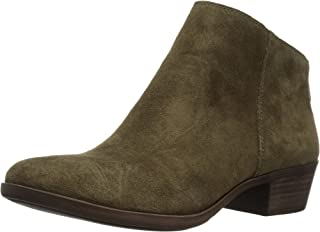 Lucky Brand Women's Bremma Ankle Boot, Ivy Green, 9.5 M US