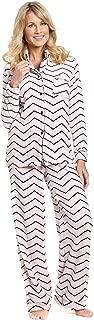 Noble Mount Womens Lush Butterfleece Pajama Set