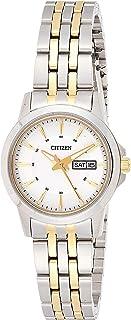 Citizen Women's Quartz Watch Analogue Display Quartz Stainless Steel