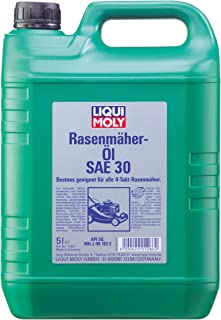 Liqui Moly 1266 Aceite para Cortacéspedes SAE 30, 5 L