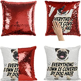 Best christmas dog pillow Reviews