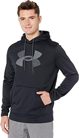 Armour Fleece Big Logo Hoodie