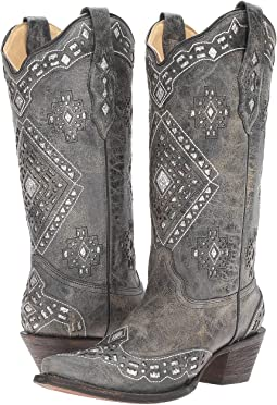 48f0e356e3f Wide calf cowboy boots for women + FREE SHIPPING | Zappos.com