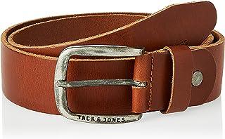 Jack & Jones Men's JACPAUL LEATHER BELT NOOS Belt