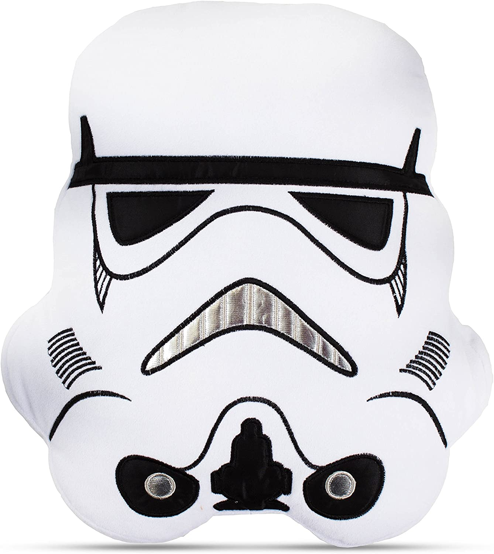 Disney Star Wars Classic 'trooper' Shaped Cushion