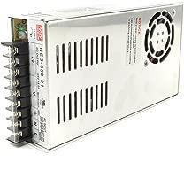 Mean Well NES-350-24 24V 350 Watt UL Switching Power Supply 120 Volt