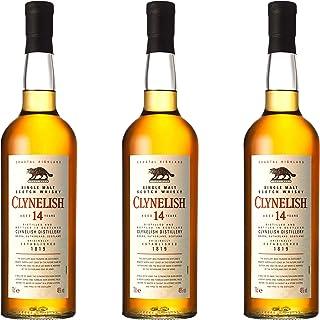 Clynelish 14 Years/Jahre, 3er, Single Malt, Whisky, Scotch, Alkohol, Alokoholgetränk, Flasche, 46%, 700 ml, 665631