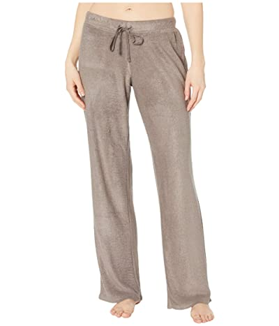 N by Natori Terry Lounge Pants (Dark Brown) Women