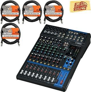 Best mixer yamaha 12 channel Reviews