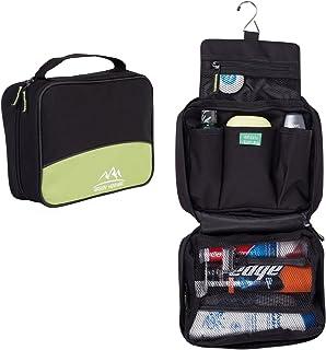 7355819492 Hanging Toiletry Bag For Men Makeup Travel Organizer Full Size Shampoo