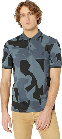 Camouflage Pique Shirt